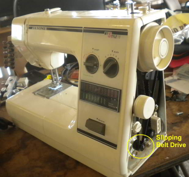 sewing machine belts replacements