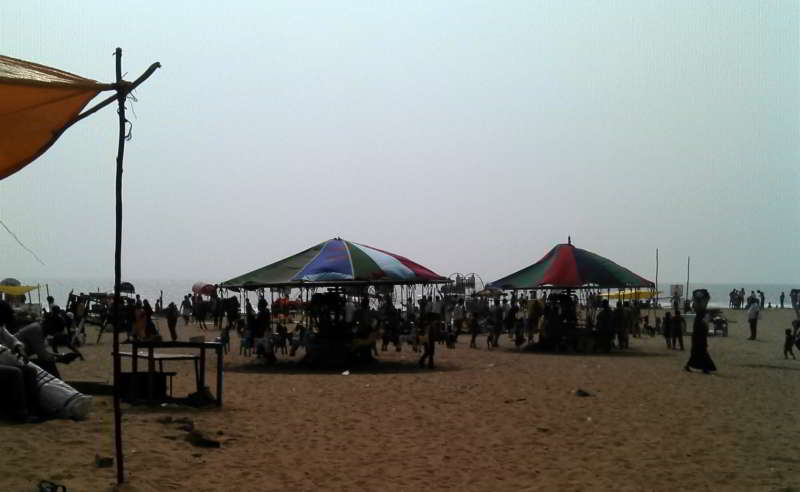 beach at shore temple 01